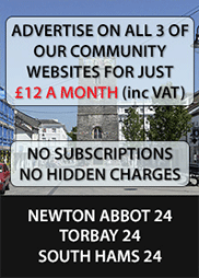 Advertise with us on all 3 community sites for only £12 per month