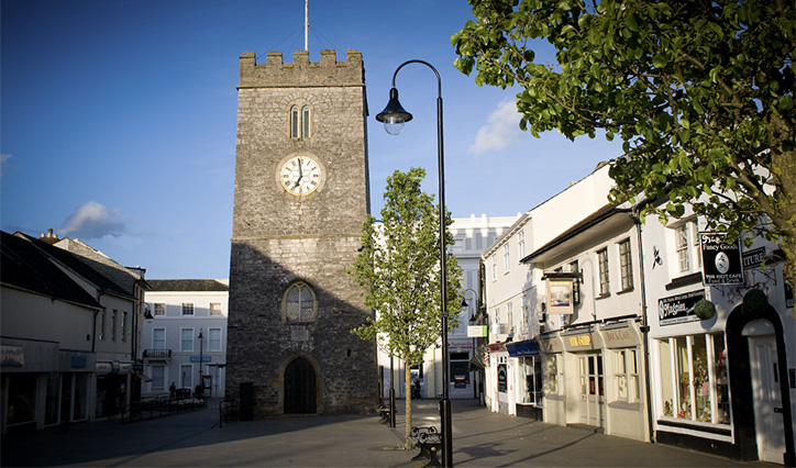 Newton Abbot - Clock Tower