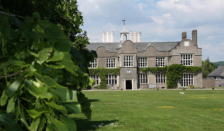 Newton Abbot - Old Forde House