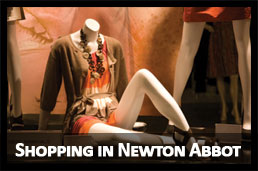 Shopping in Newton Abbot