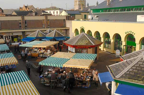 Newton Abbot Outdoor Market